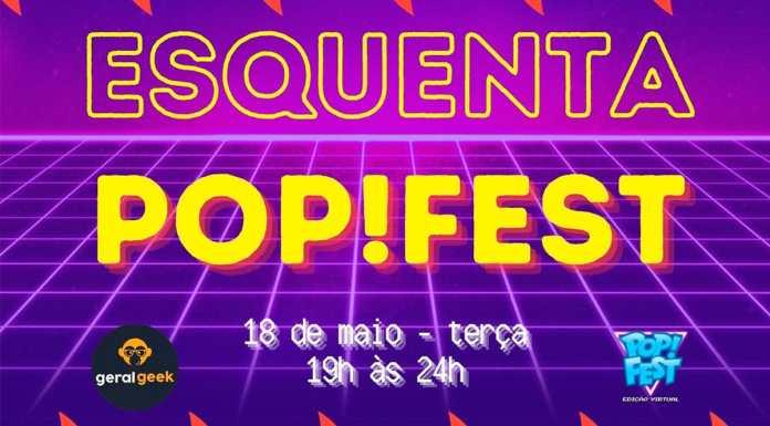 Foto de divulgação do esquenta Pop! Fest.