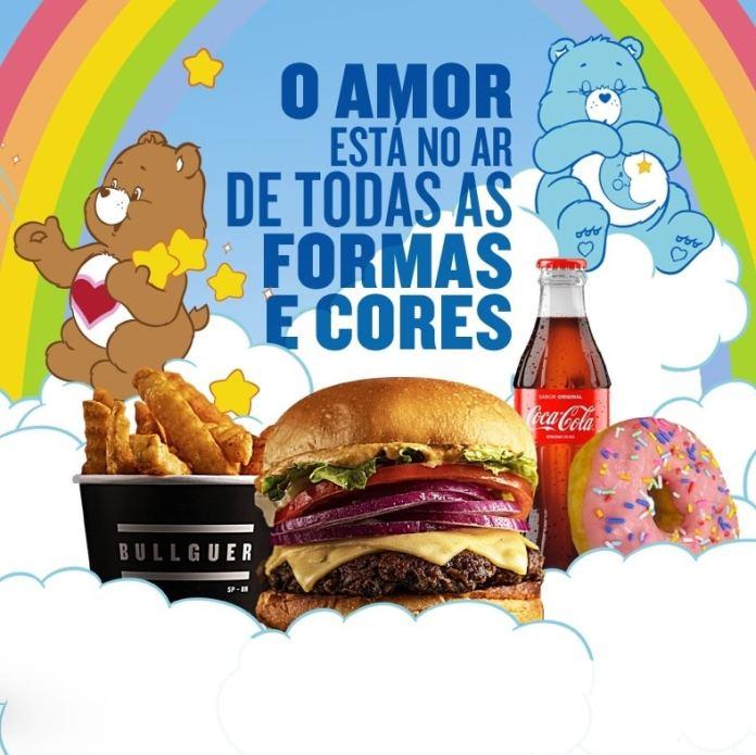 Imagem promocional Ursinhos Carinhosos e Bullguer