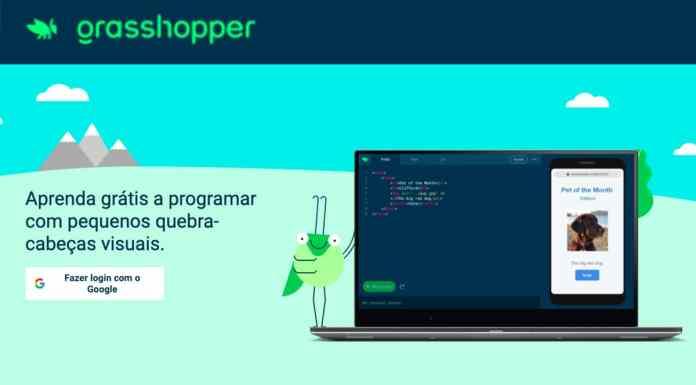 Aplicativo do Google, Grasshopper