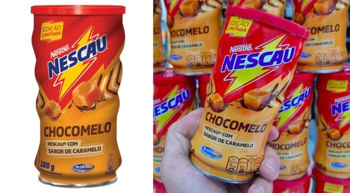 Nescau Chocomelo
