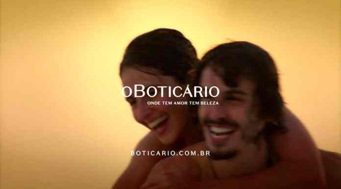 Campanha de Dia dos Namorados de O Boticário com a Globo.