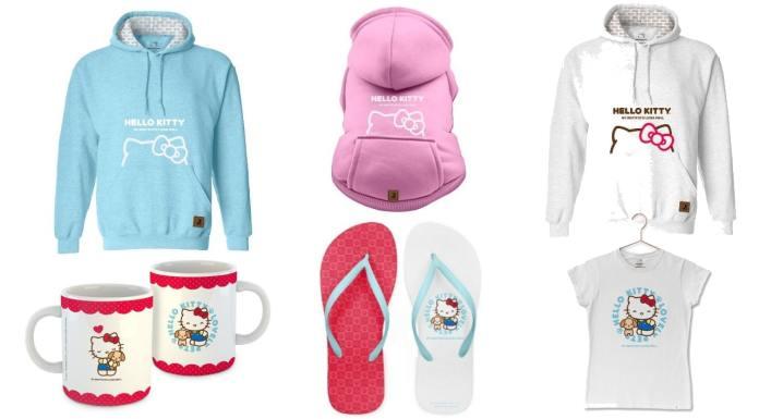 Coleção Luisa Mell Hello Kitty