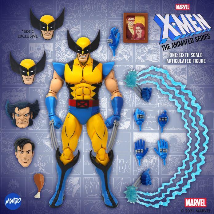 Wolverine meme peças
