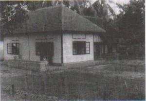 Rumah keluarga Visch di Penyobekan