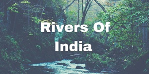 rivers of india