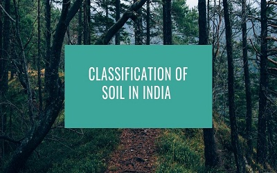 classification of soil in india - Classification of Soils in India