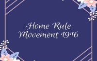Home rule league