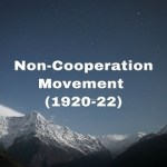 The Non-Cooperation Movement (1920-22)