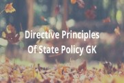 Directive Principles Of State Policy GK