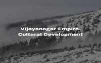 Vijayanagar Empire Cultural Development
