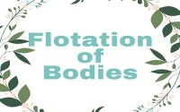Flotation of Bodies