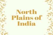 North Plains of India- Regional Division