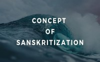 Concept of Sanskritization