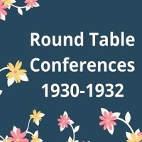 Round Table Conferences 1930-1932