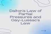 Daltons Law of Partial Pressures and Gay-Lussac's Law