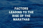 Factors Leading to the Rise of the Marathas