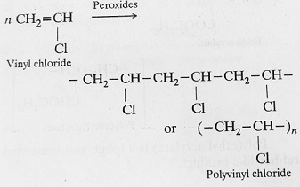 pvc reaction - Preparation and Uses of Some Important Polymers