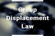 Group Displacement Law