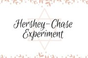 Hershey-Chase Experiment Prove that DNA is the Genetic Material