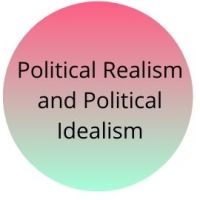 Political Realism and Political Idealism