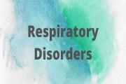 Five Common Respiratory Disorders