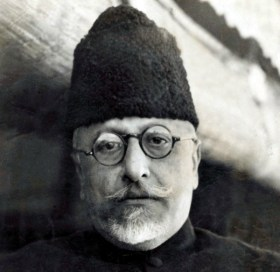 Who was the first Education Minister of Independent India?