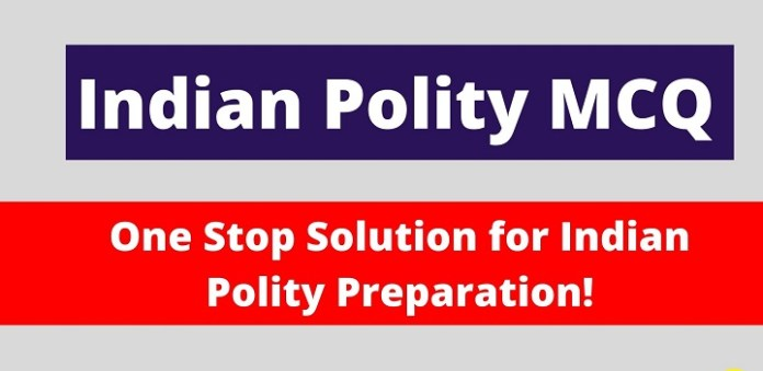 Indian-Polity mcq