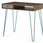21 Best Desks For Small Spaces Stylish Small Desks For Wfh Glamour Uk