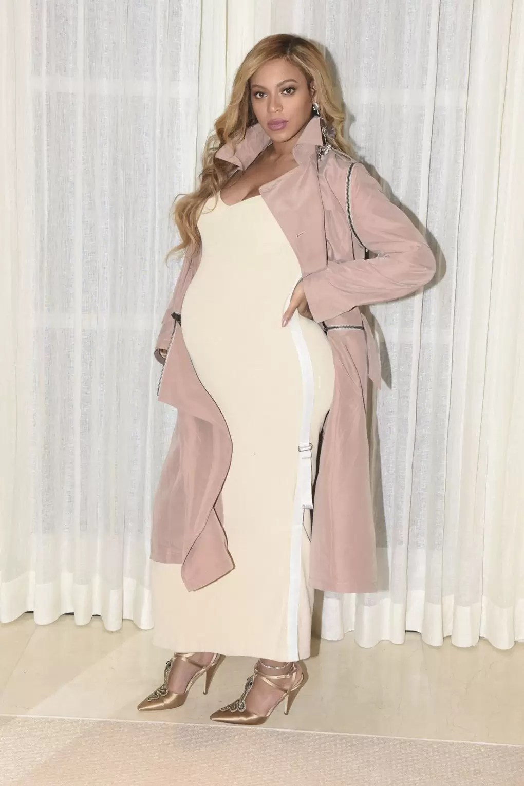 beyonce twins baby names arrival date