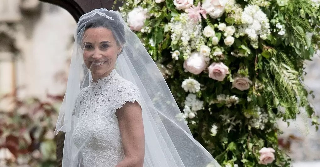 Pippa Middleton's Wedding Dress: The Pictures, Photos
