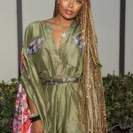Box Braids Hairstyles By Celebrities To Try Yourself Glamour Uk