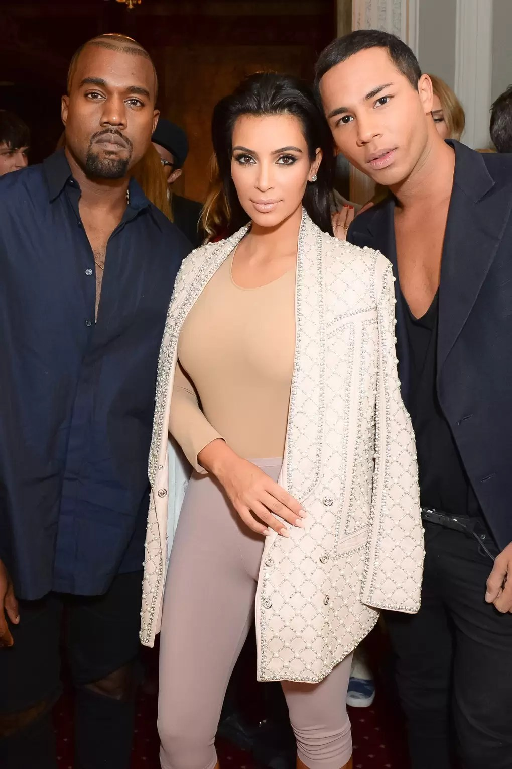 This week marks a decade since olivier rousteing joined the house of balmain as creative director. Olivier Rousteing Interview: Talks Kim Kardashian, Rihanna ...