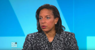Is Susan Rice Hunting for an Immunity Deal?