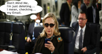 Shock News: State Department Investigating Hillary Clinton for Mishandling Classified Intel