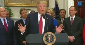 After GOP Failure: President Trump Takes an Axe to Obamacare