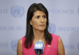 Haley: New Iran Nuclear Deal Under Pres. Trump Could Impact NK Threat