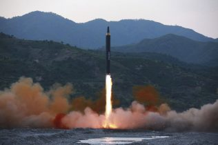 Report: North Korea Prepares Missile Launch Ahead of U.S., SK Drills