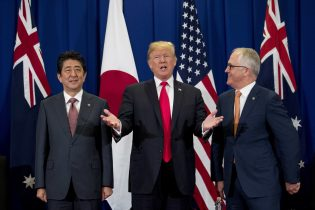 Pres. Trump Vows Big Announcement on Trade Upon Return From Asia Tour