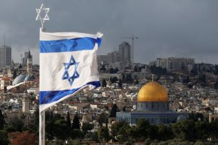 Trump recognizes Jerusalem as Israel's capital, reversing longtime U.S. policy
