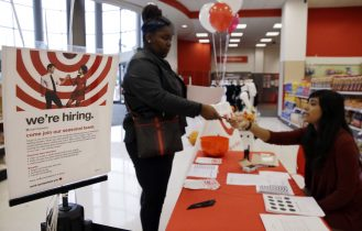 Unemployment Claims Fall to 44 Year Low