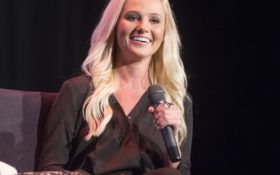 Watch Tomi Lahren In Liberal West Hollywood Ask About Trump's 1st Year VIDEO