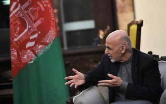 Second Afghan governor defies President Ghani
