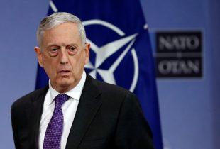 U.S. picking up Taliban interest in Afghan peace talks: Mattis