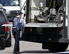 Authorities Discover the Texas Bomber Had a List of Potential Targets, Sites