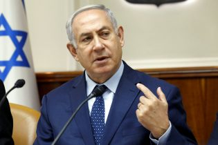 Israeli Prime Minister Netanyahu Voices Support for Military Strikes in Syria