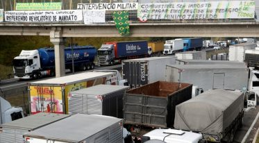 Brazil's truckers protest drags on despite dispatch of military