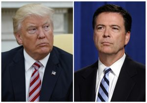 President Trump Says He's Not Surprised People Are Speaking Out Against Comey, McCabe