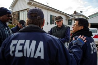 U.S. disaster-response force stretched thin as hurricane season starts