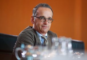 Germany's Maas unveils vision for post-Atlantic Europe