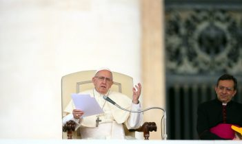 Abortion to avoid birth defects is like Nazi eugenics: pope
